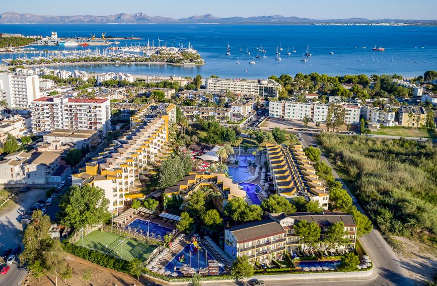 Hotel Viva Tropic - Majorka, Hiszpania