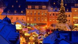 Poczdam - Jarmark Świąteczny