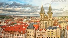 Praga - Wiedeń