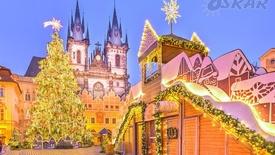 Praga i Wiedeń - Jarmark Świąteczny