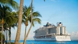 MSC Seaside / Karaiby Z Florydą - Miami