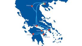 Fly & Drive - Grecja Kontynentalna