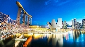 Singapur - Malezja z wypoczynkiem na Penang
