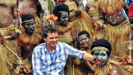 Papua Nowa Gwinea - Sumatra