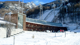 Ski Jumping Pragelato
