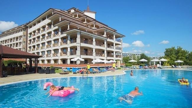Hotel Casablanca Obzor Bułgaria Słoneczny Brzeg Oferty Na