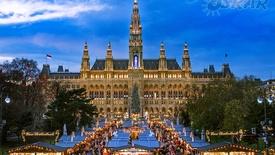 Wiedeń - Jarmark Świąteczny