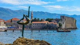 Czarnogóra - Piękna Nieznajoma