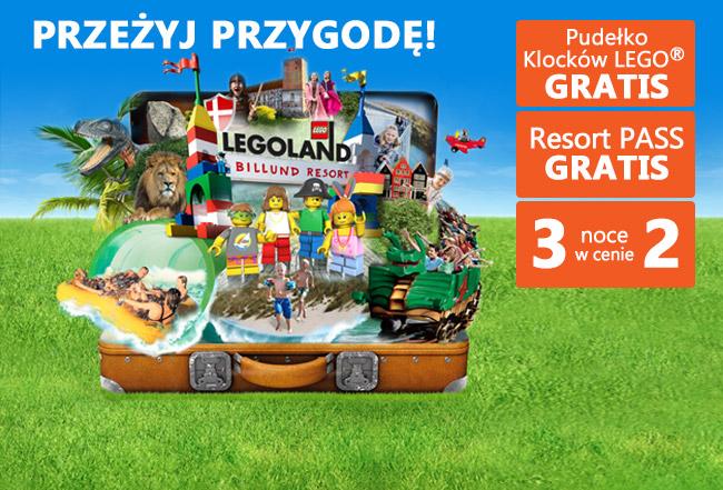 Legoland promocja