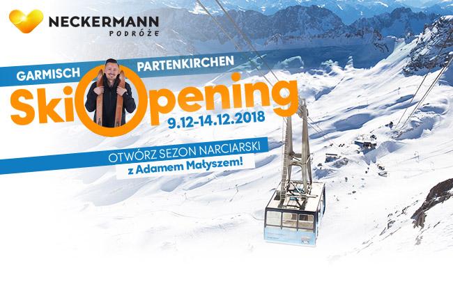 Skiopening w Niemczech