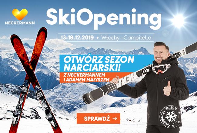 Skiopening Val di Fassa