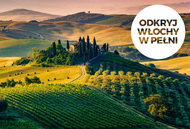 Odkryj Włochy