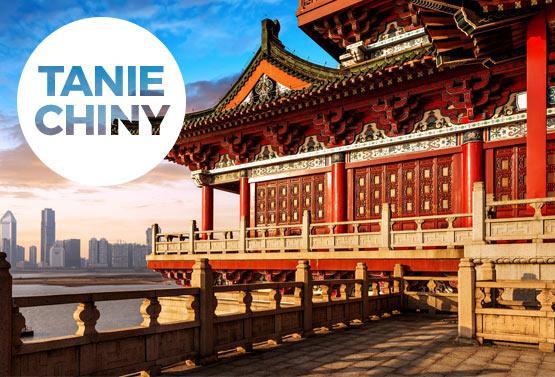 Tanie Chiny