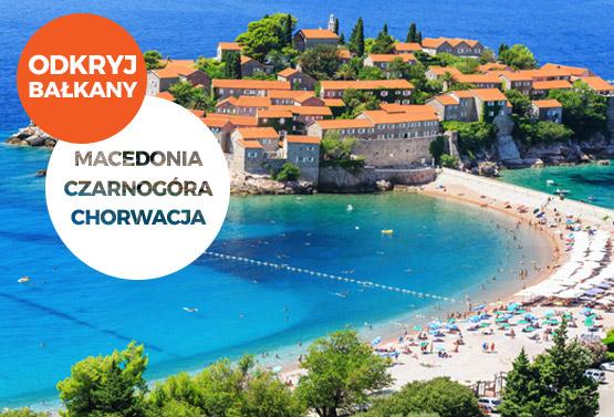 Lato 2021 Bałkany