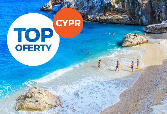 Cypr TOP oferty