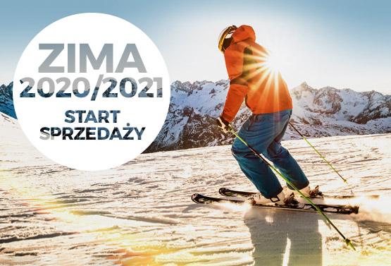 Narty zima 2020/21