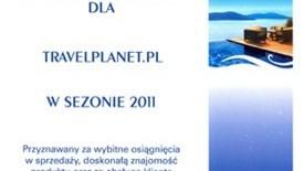 Certyfikat Prestiżowy Agent w sezonie 2011