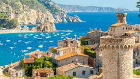 Błękitny raj Katalonii