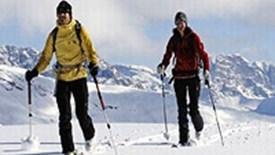 Zima w górach - nie tylko dla narciarzy