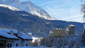 Nauders: malownicze nartostrady i prawdziwa alpejska atmosfera