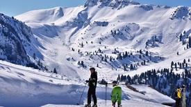 Latemar – tam gdzie narodził się snowboard