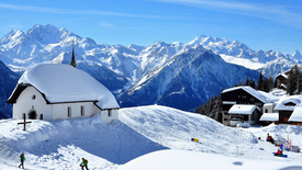 Aletsch Arena: szwajcarska bombonierka
