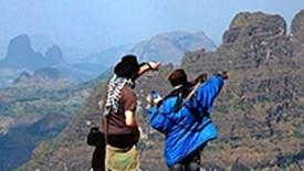 Etiopia z plecakiem