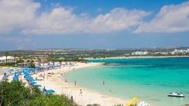 Cypr - najwięcej plaż z Błękitną Flagą