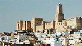 Medyna w Sousse