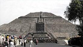 Meksyk, imperium Majów i Azteków