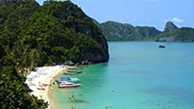 Tajlandia i Bali