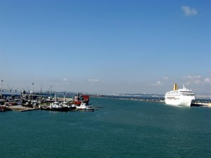 Port w Tunezji