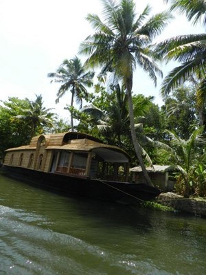 Backwaters i house boat