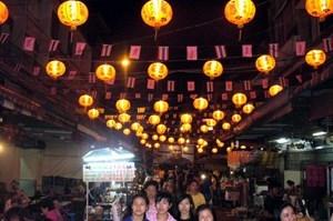 Bangkok - dzielnica China Town