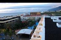 Hotel Allegro Isora - patrząc z góry.. z dachu