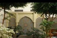 Hotel Amir Palace - Ozdoba kawiarni