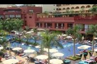 Hotel Best Jacaranda - Basen - widok z pokoju (budynek E)