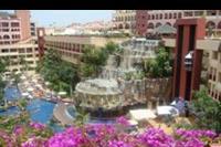 Hotel Best Jacaranda - Widospad przy basenach
