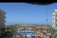 Hotel Hawaii Riviera Aqua Park - widok z resauracji