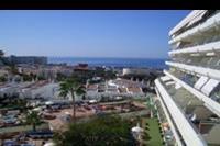 Hotel Hovima Santa Maria - boczny widok z balkonu na Ocean
