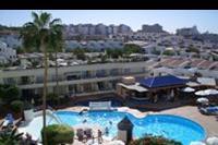 Hotel Hovima Santa Maria - widok z balkonu