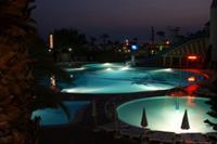Hotel Kirman Arycanda Deluxe - basenik by night