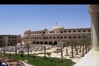 Hotel Sentido Mamlouk Palace Resort & Spa - budynek glówny