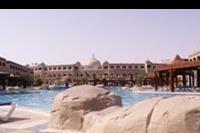Hotel Sentido Mamlouk Palace Resort & Spa - Widok na budynek glówny hotelu.