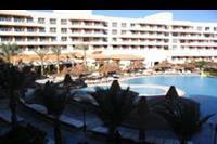 Hotel Sindbad Club Aqua Park Resort - widok z balkonu hotelowego