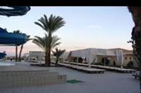 Hotel Sindbad Club Aquapark Resort - plaza przy nalezonca do hotelu