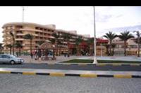 Hotel Sindbad Club Aquapark Resort - hotel glówne wejście
