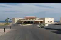 Hotel Taba Paradise Resort - widok na budynek glówny