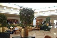 Hotel Taba Paradise Resort - wnetrze hallu recepcyjnego