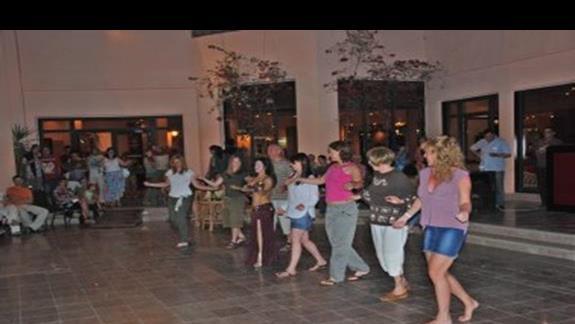 Nauka tanca brzucha ;)